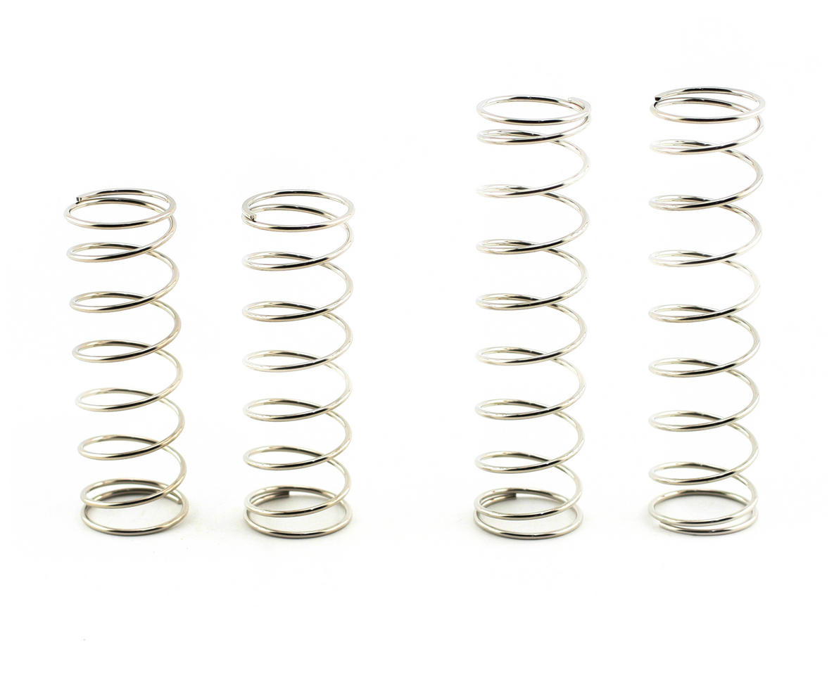 OFNA 16mm Super Big Bore Shock Springs (Silver - Medium) (4)