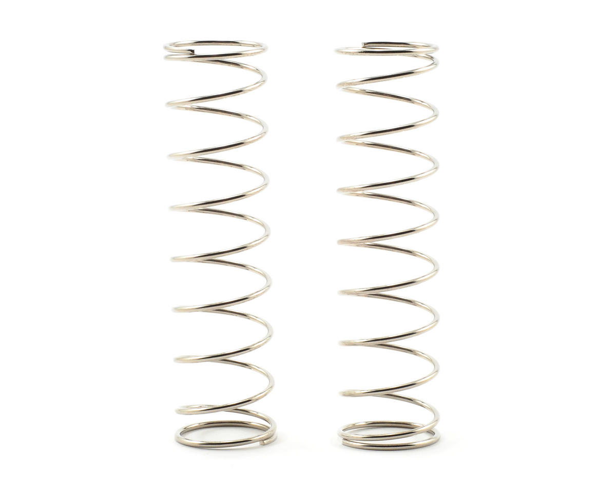 OFNA 16mm Rear Shock Spring (.60 - Silver)
