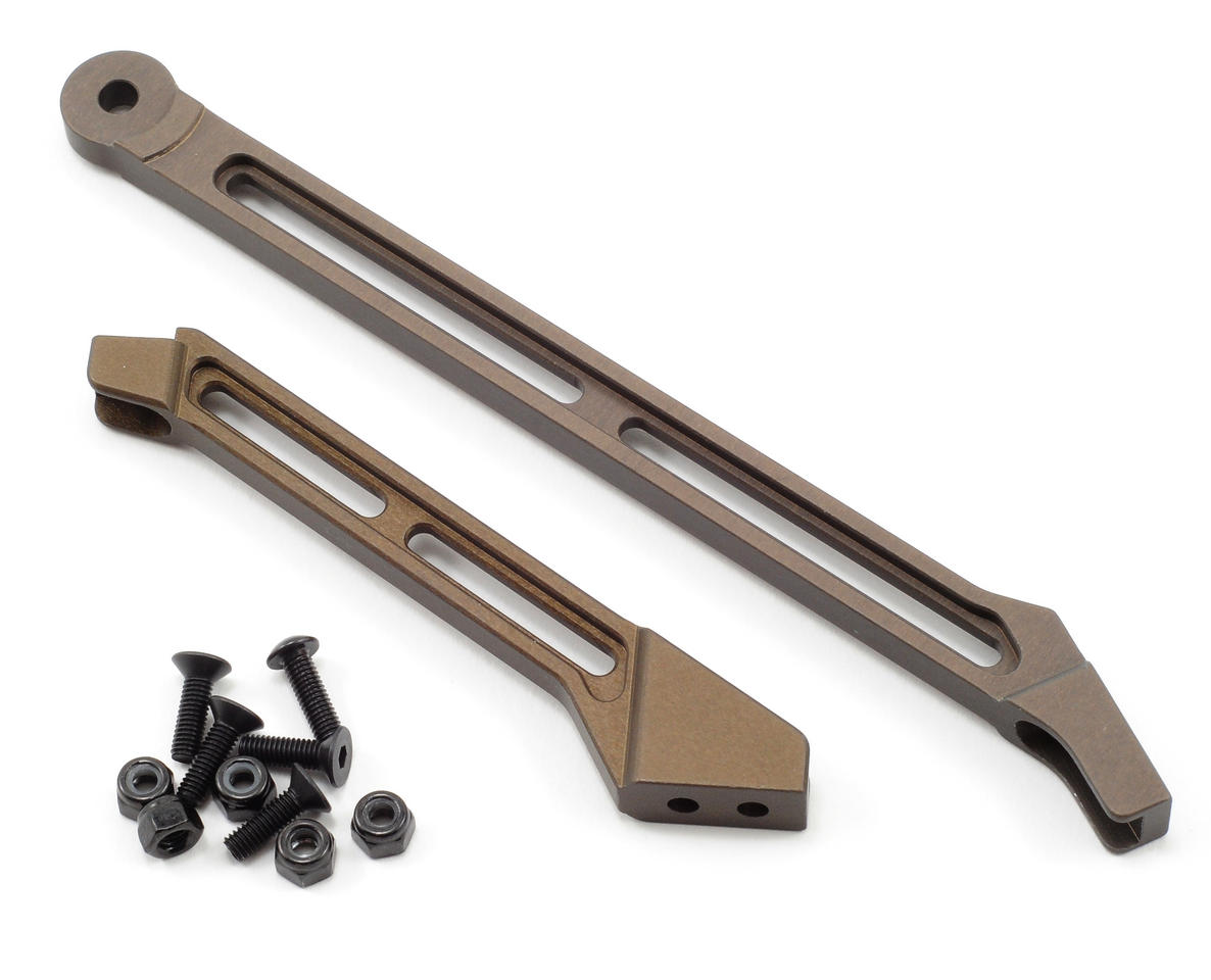 OFNA Jammin X2 7075 Aluminum CNC Front/Rear Chassis Brace