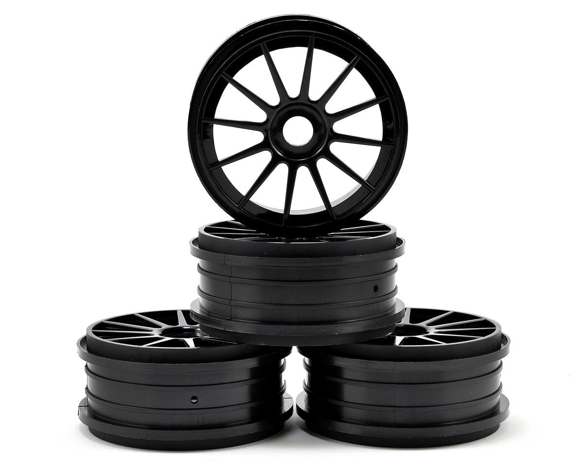 OFNA X3 GT 12 Spoke Wheel (Black) (4)