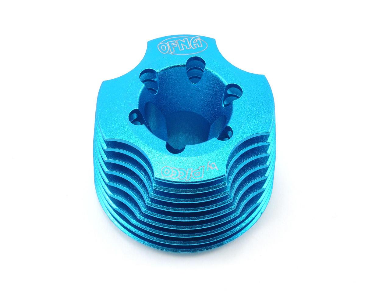 OFNA .21 Engine Cooling Head (Blue)