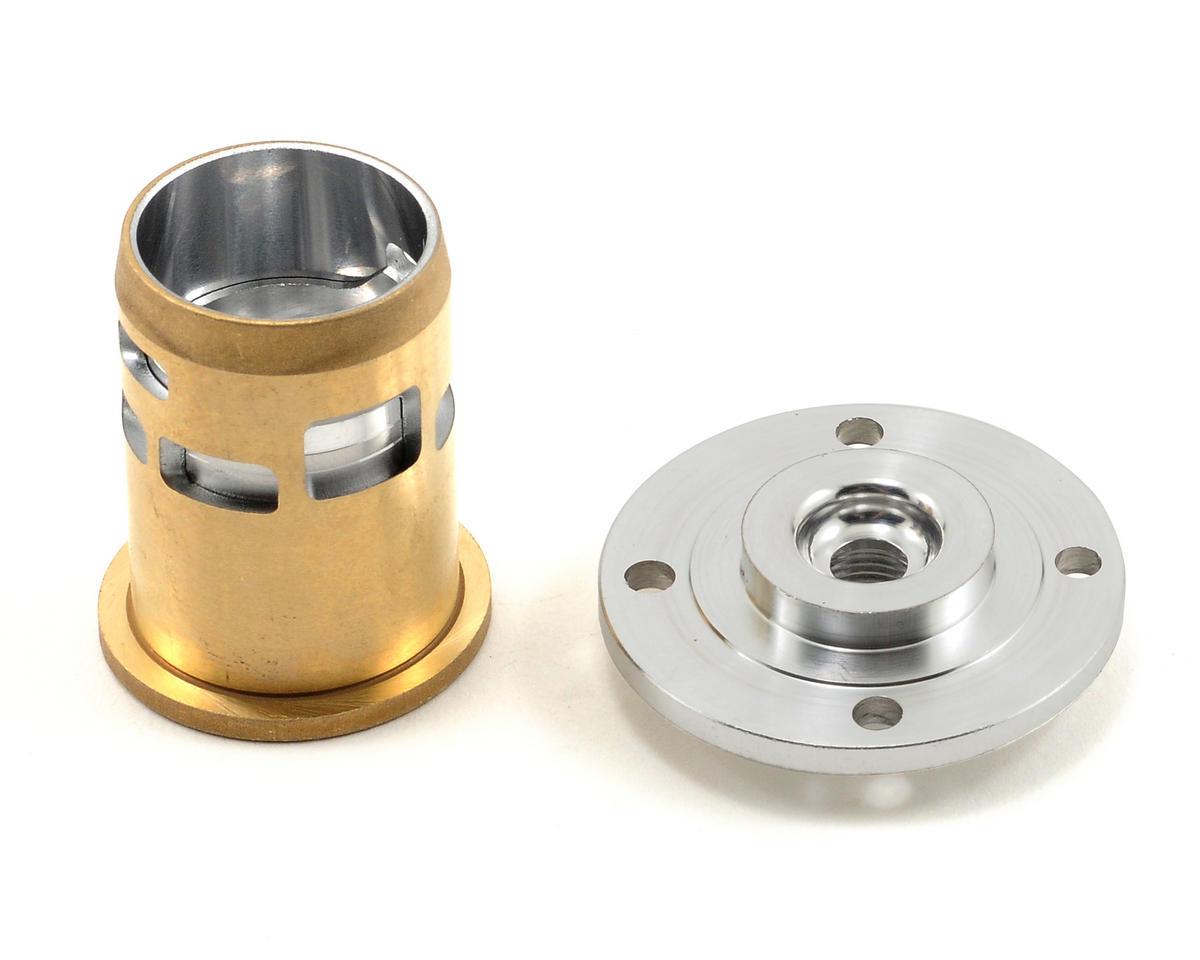 OFNA Jammin .21 Piston & Sleeve Set w/Turbo Plug Head Button