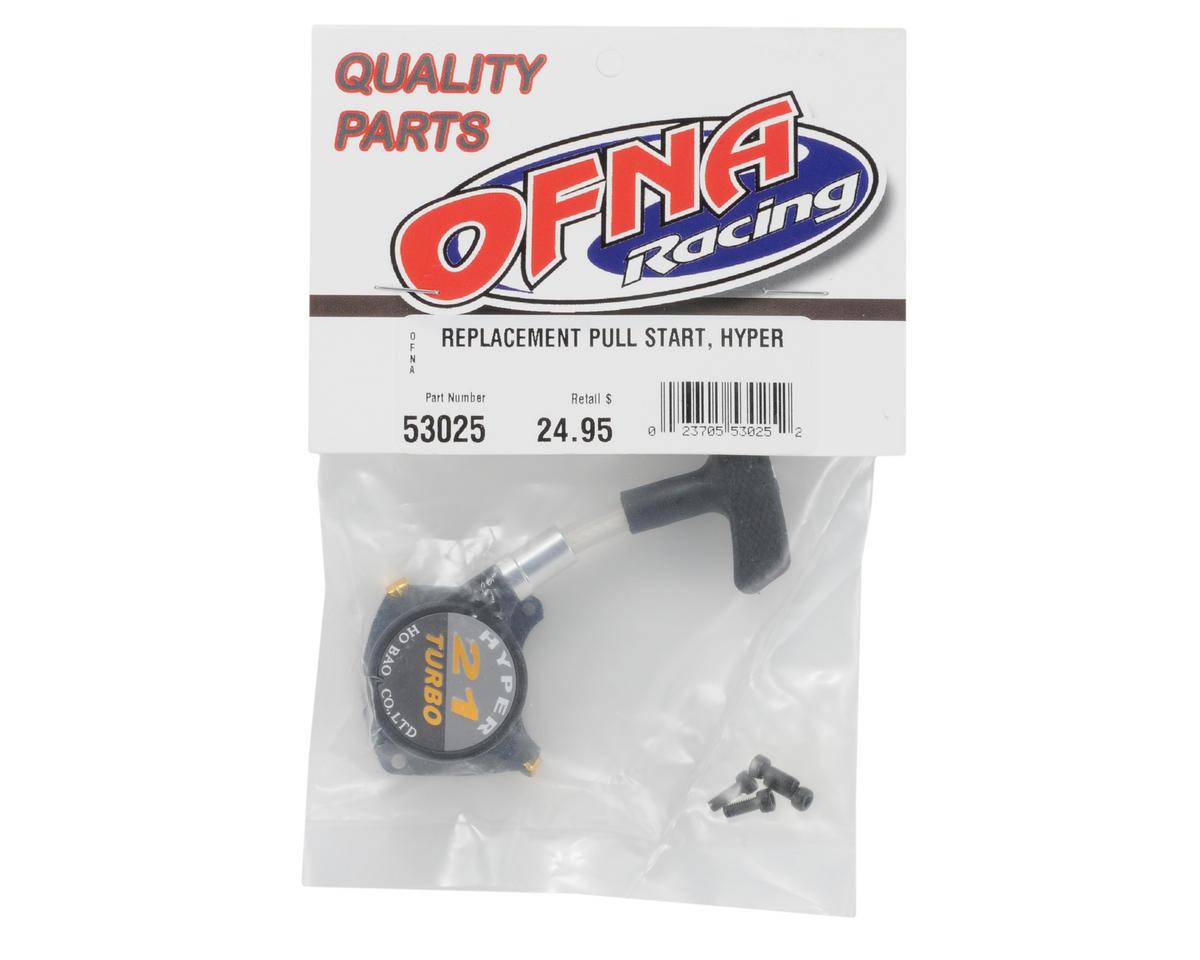 OFNA Plastic Pull Starter Unit