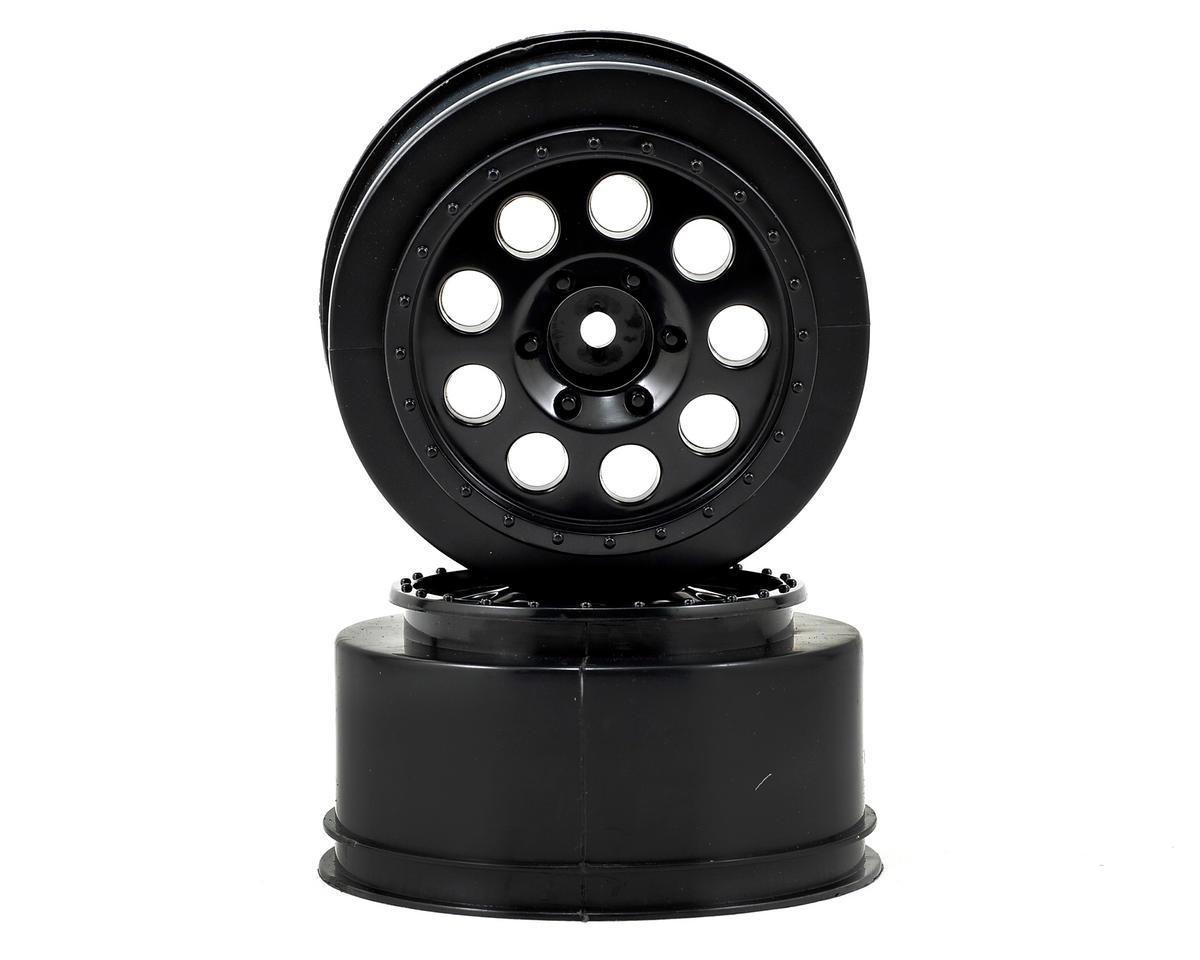 OFNA 12mm Hex Short Course Wheels (Black) (2)