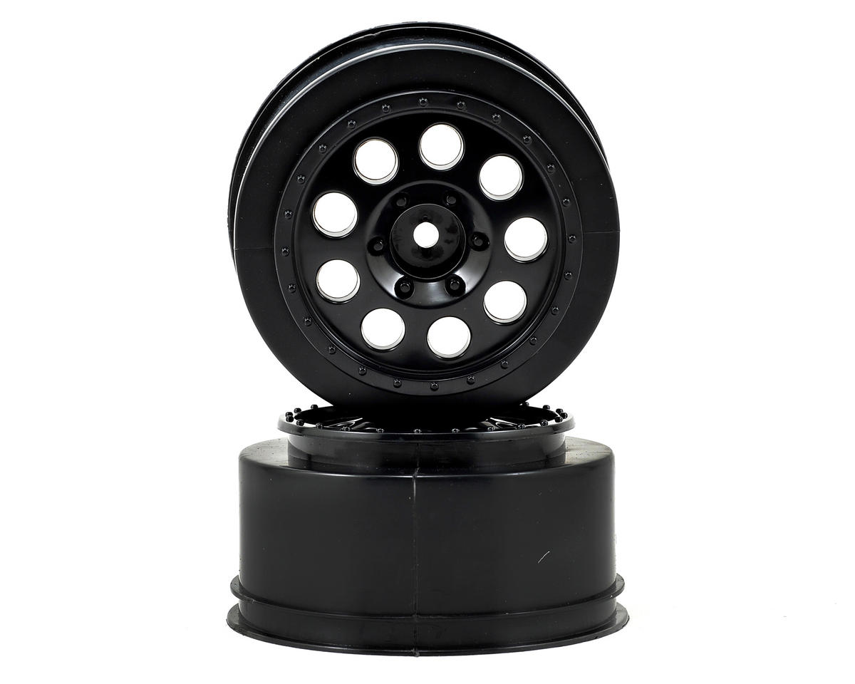 OFNA 12mm Hex Short Course Wheels (Black) (2)