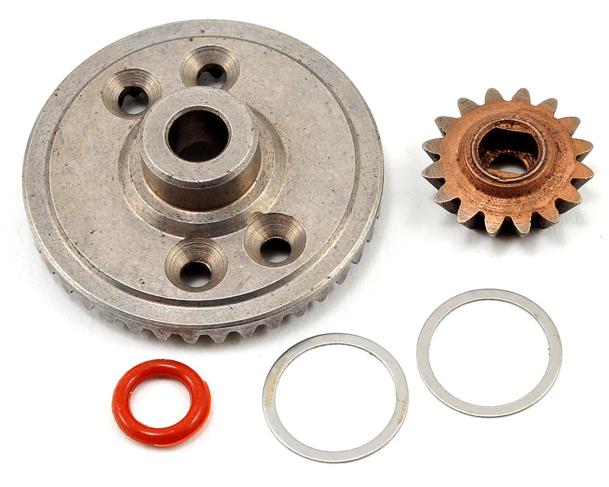 OFNA 16T/40T Ring/Pinion Gear Set