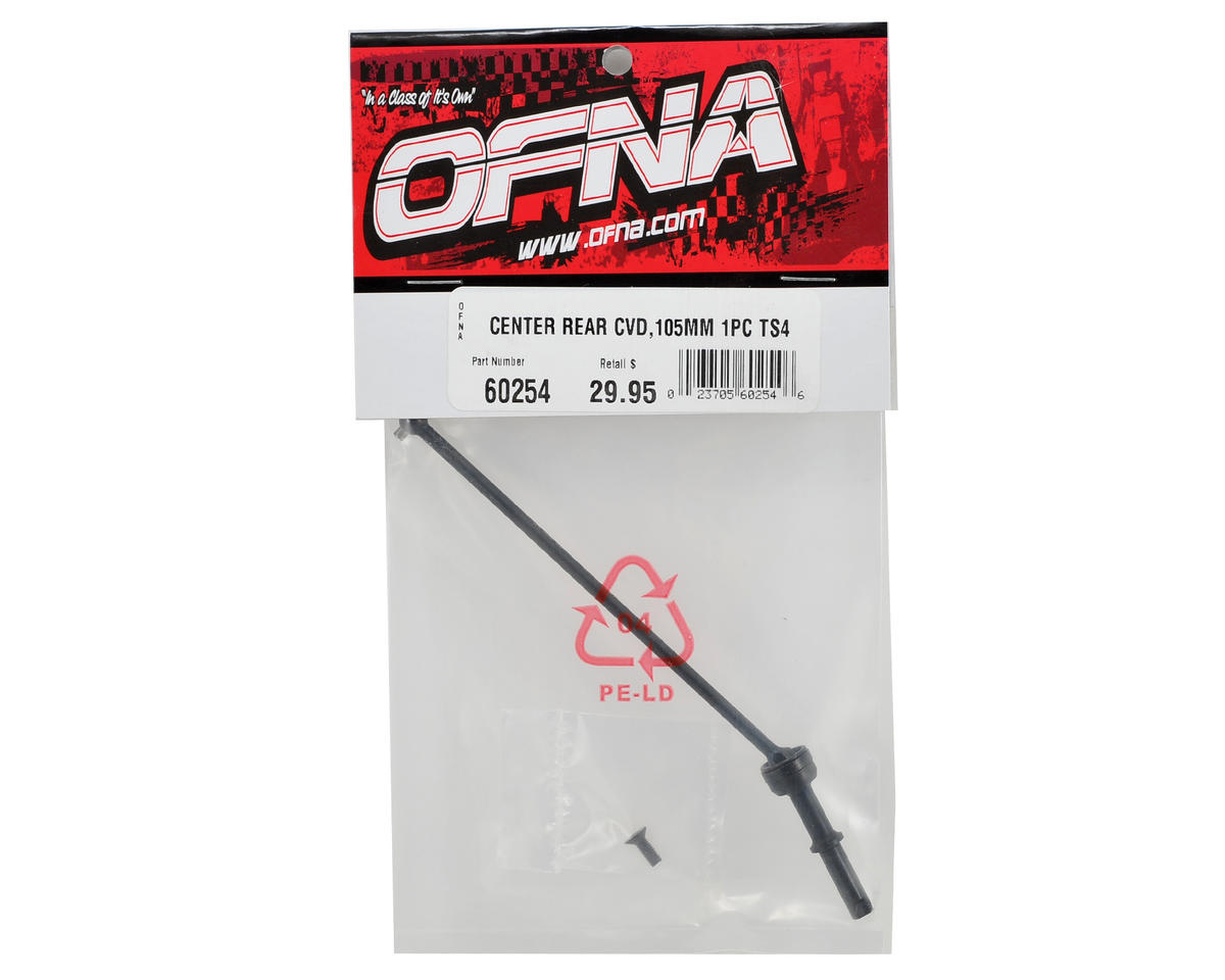 OFNA 105mm Center/Rear CVD