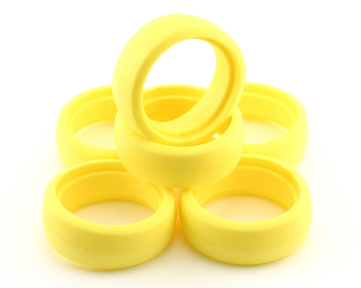 OFNA Molded Foam Donuts (Yellow/Medium) (6)