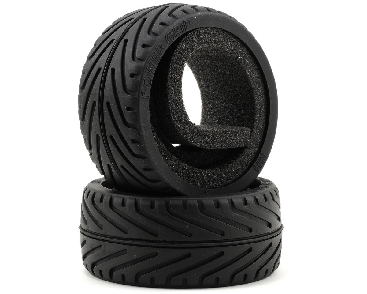 OFNA 1/8 Street Tire w/Belt (2)