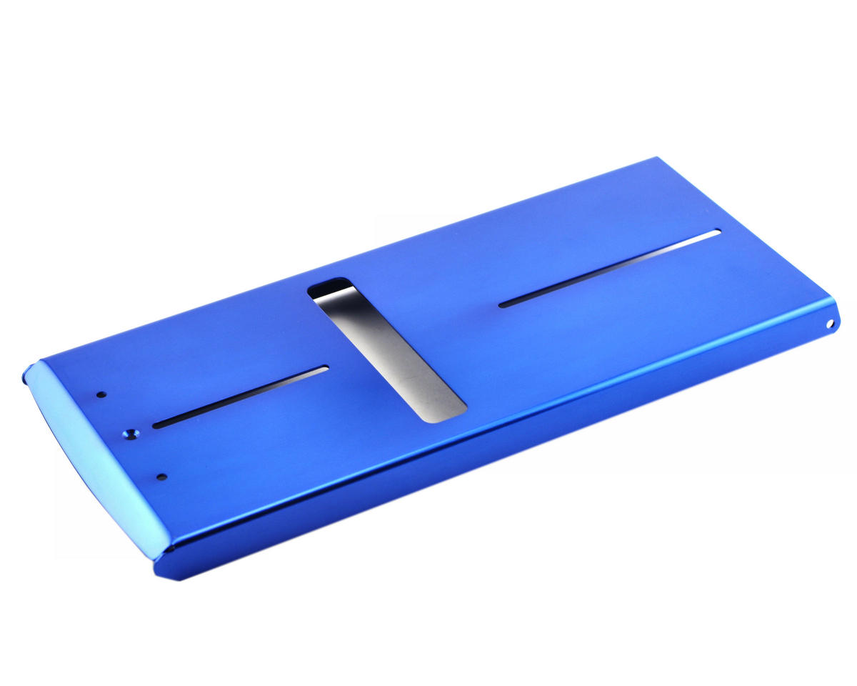 OFNA Aluminum Top Cover (Blue) (for 10244)