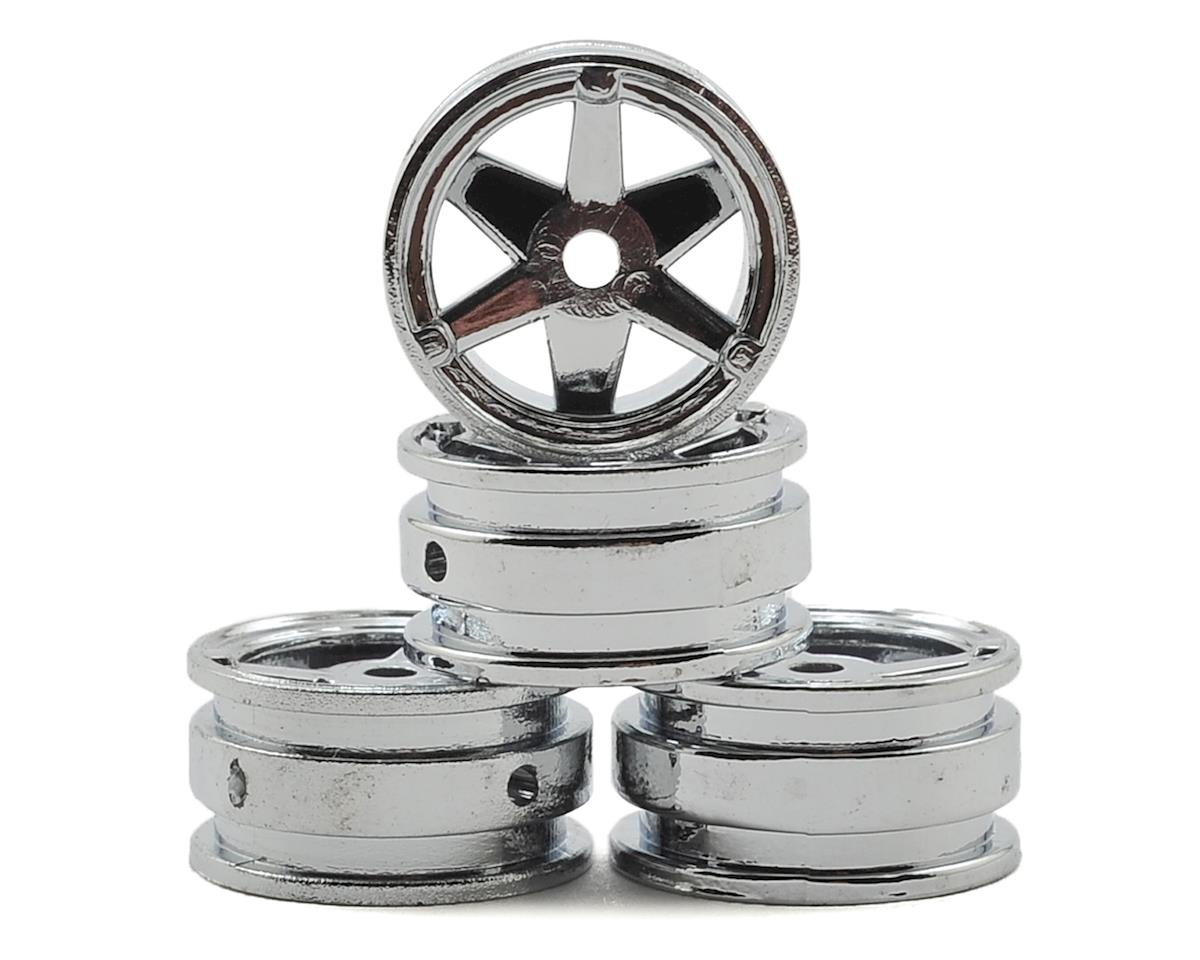 Orlandoo Hunter Type 2 Wheel Set (Chrome) (4)