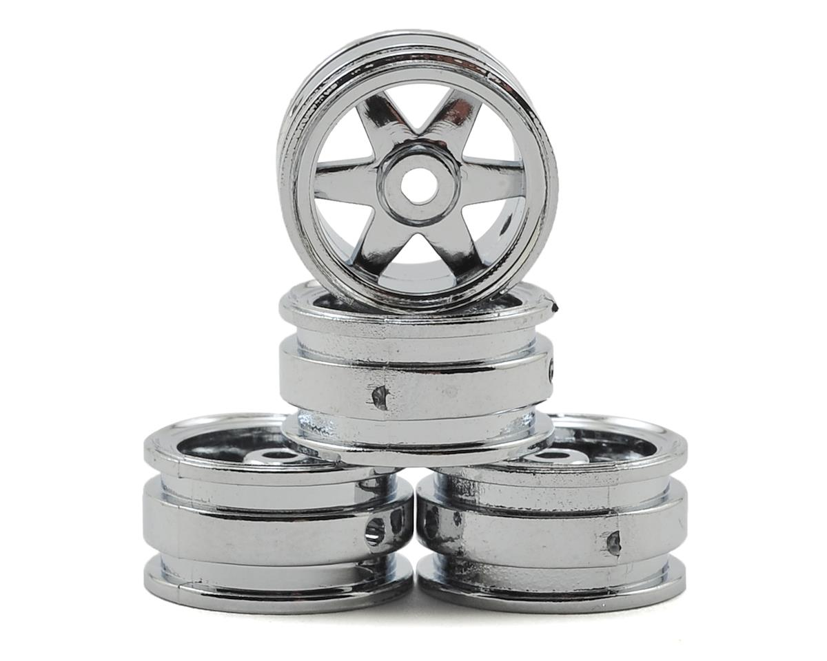 Orlandoo Hunter Type 6 Wheel Set Chrome (4)