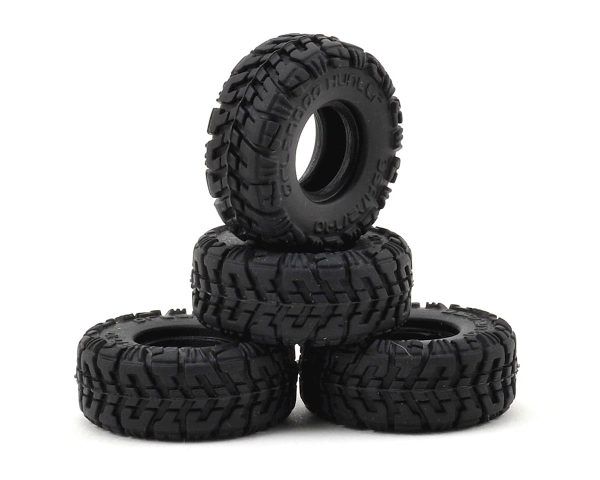Type 4 Tire Set (4) by Orlandoo Hunter