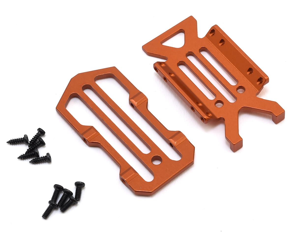 Orlandoo Hunter OH32A02 OH35A01/OH32A02 Aluminum Battery Tray Housing (Orange)