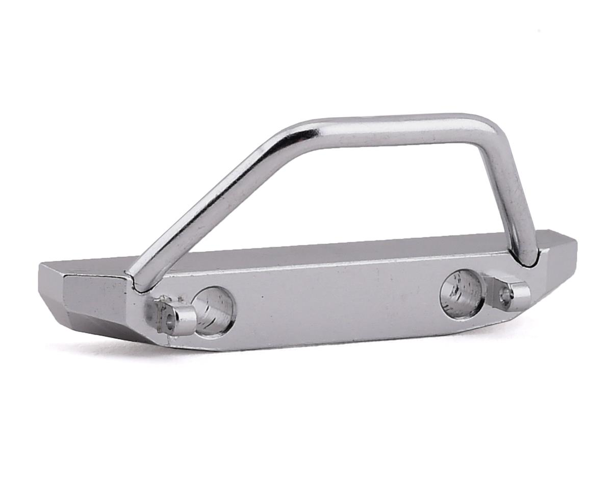 Orlandoo Hunter OH35A01 Metal Trailbar Front Bumper (Silver) | alsopurchased