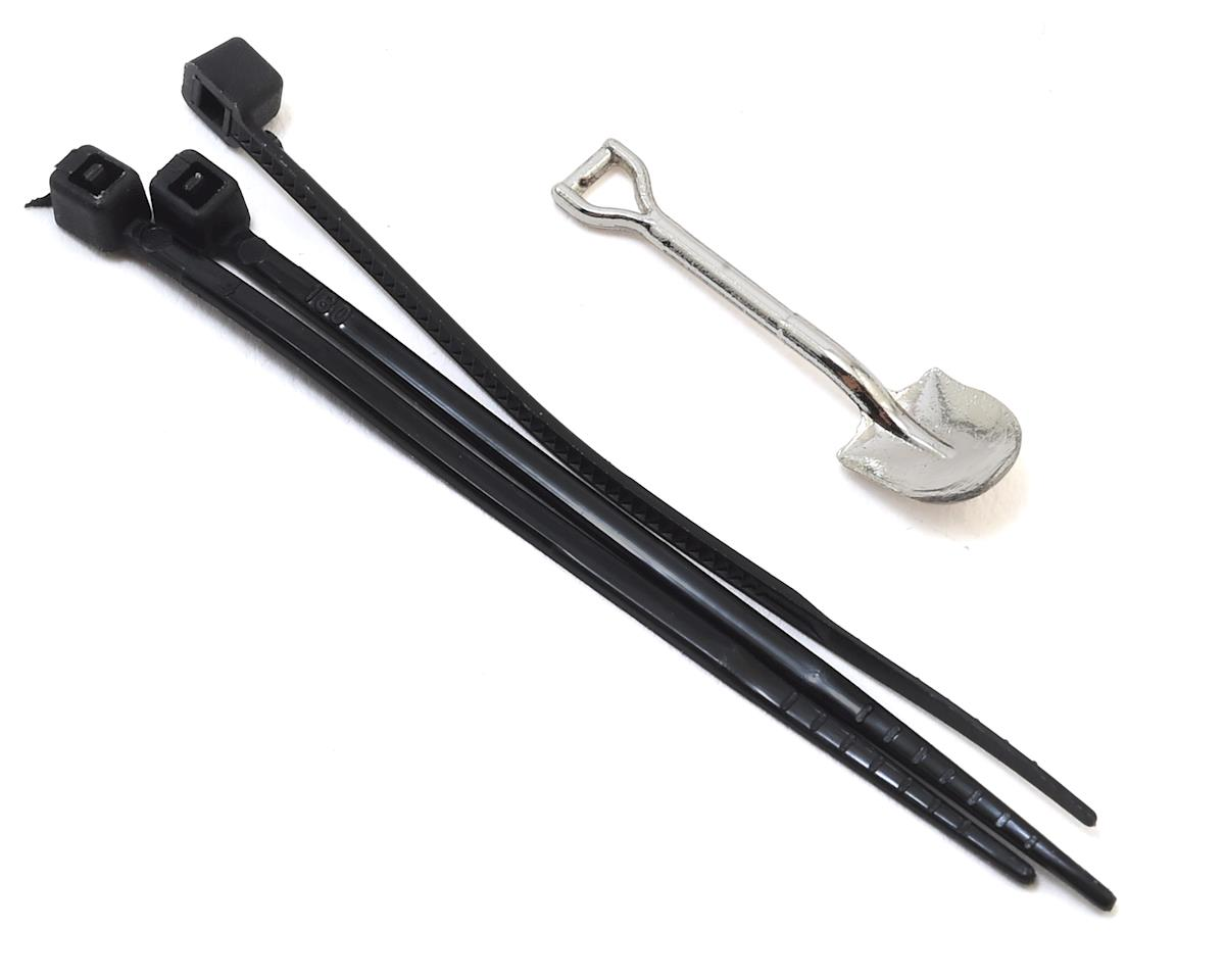Orlandoo Hunter Shovel (Silver)