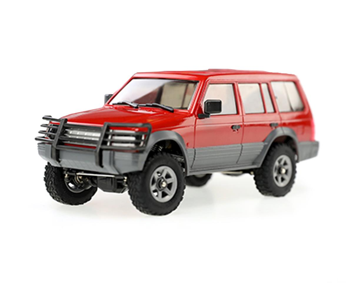 OH32A02 1/32 Micro Crawler Kit (Mitsubishi Pajero) by Orlandoo Hunter