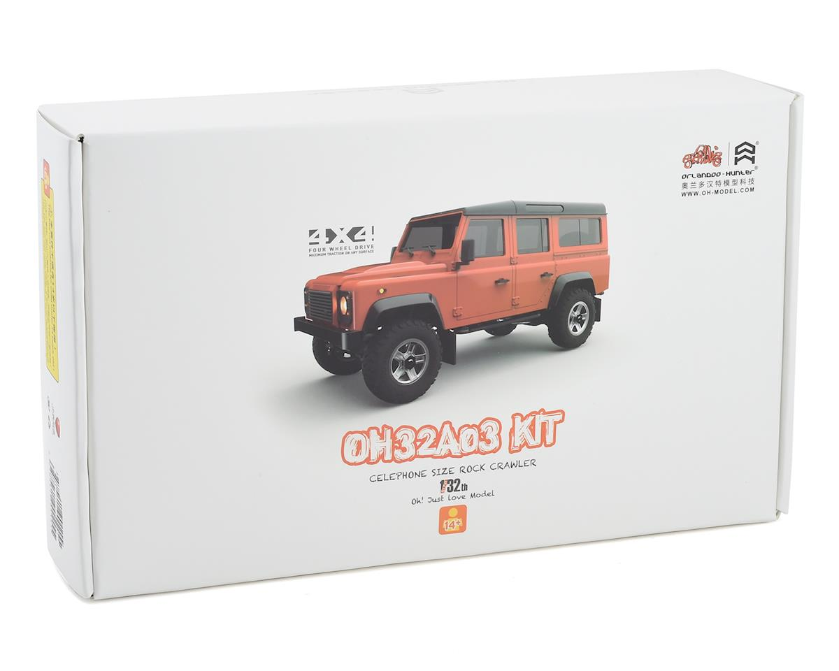 Image 6 for Orlandoo Hunter OH32A03 1/32 Micro Crawler Kit (Defender 110)