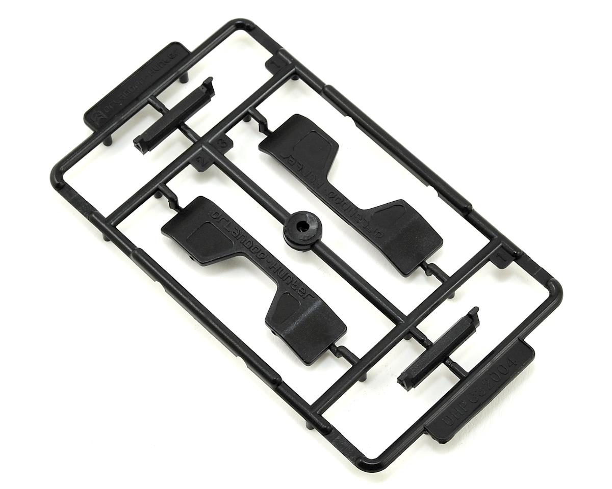 Orlandoo Hunter 32A02 Chassis Brace Set