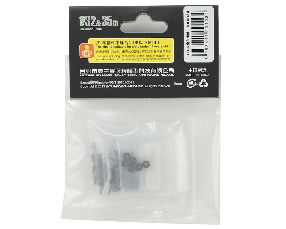 Orlandoo Hunter 32A02 Screw Kit