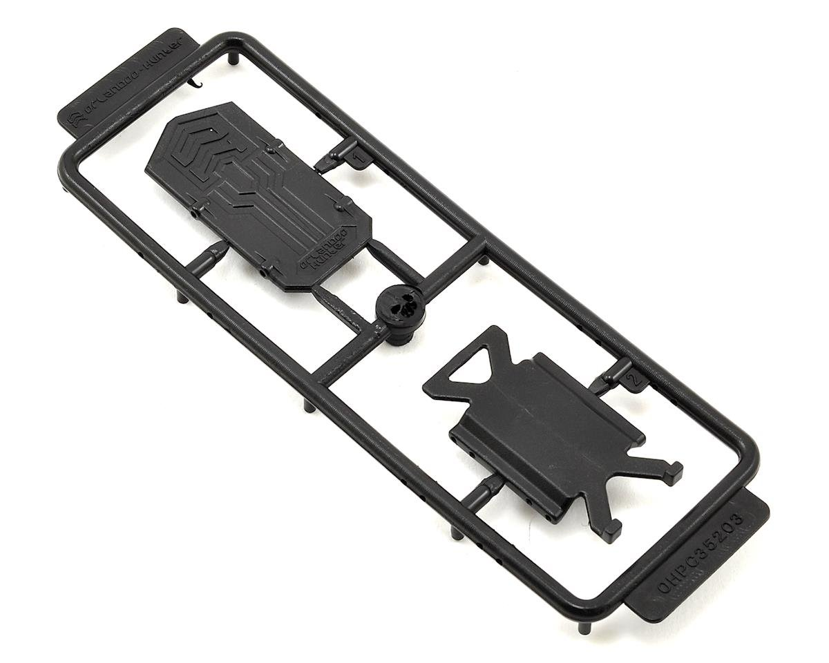 Orlandoo Hunter 35A01 Upper & Lower Rear Tray Set