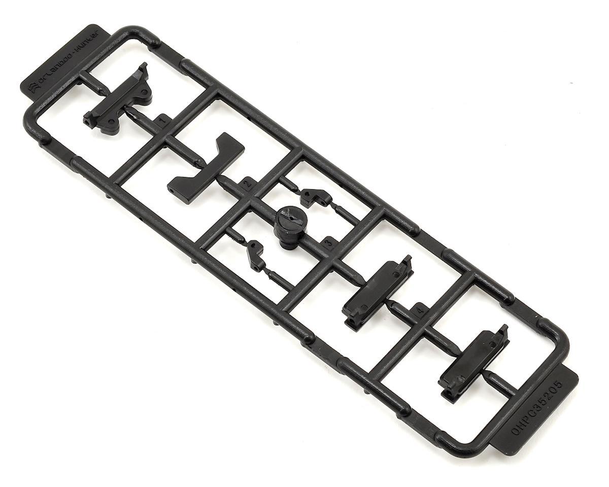 OLHTA0018 Orlandoo Hunter 35A01 Upper /& Lower Rear Tray Set