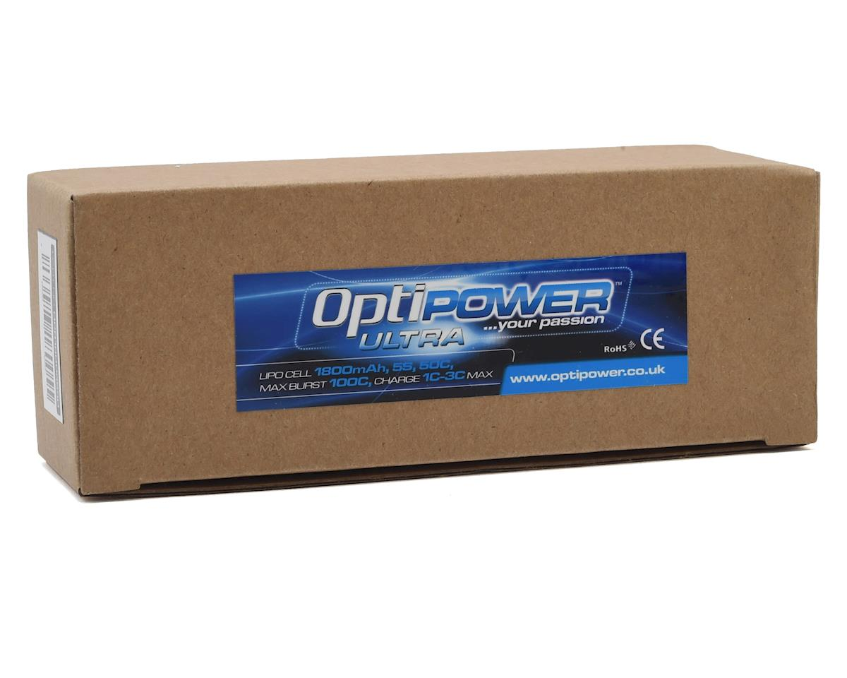 Optipower 5S 50C LiPo Battery (18.5V/1800mAh)