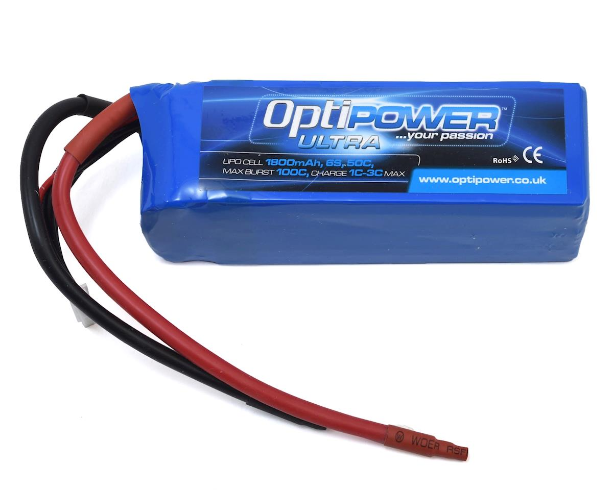 Optipower 6S 50C LiPo Battery (22.2V/1800mAh)