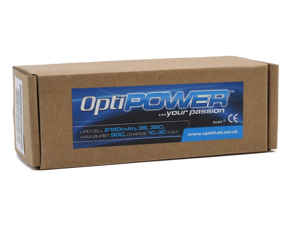 Optipower 3S 35C LiPo Battery (11.1V/2150mAh)