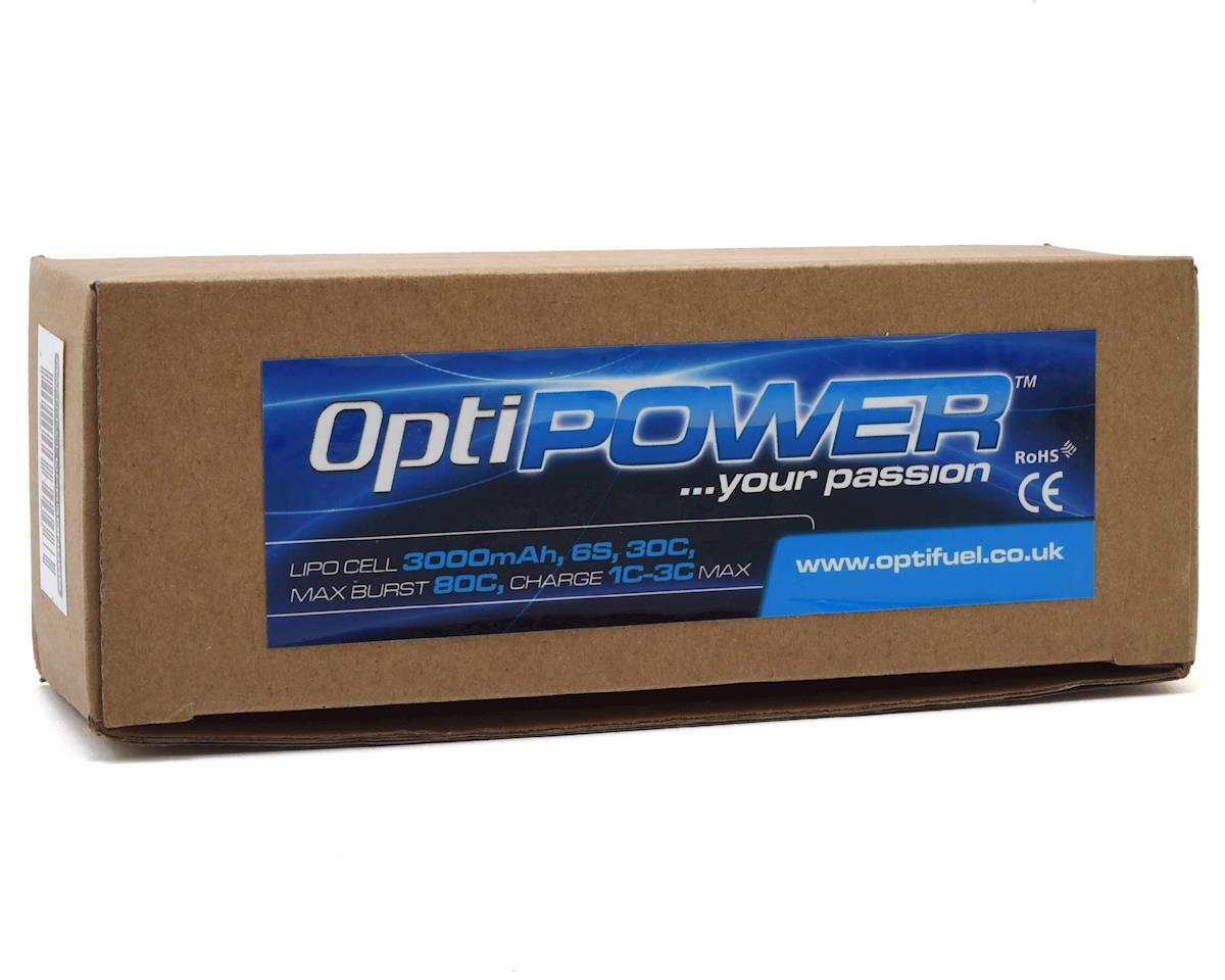 Optipower 6S 30C LiPo Battery (22.2V/3000mAh)
