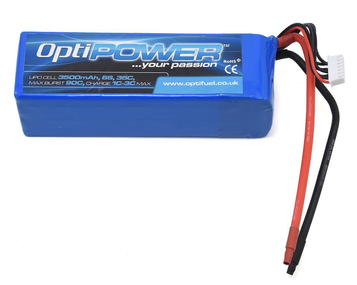 Optipower 6S 35C LiPo Battery (22.2V/3500mAh)