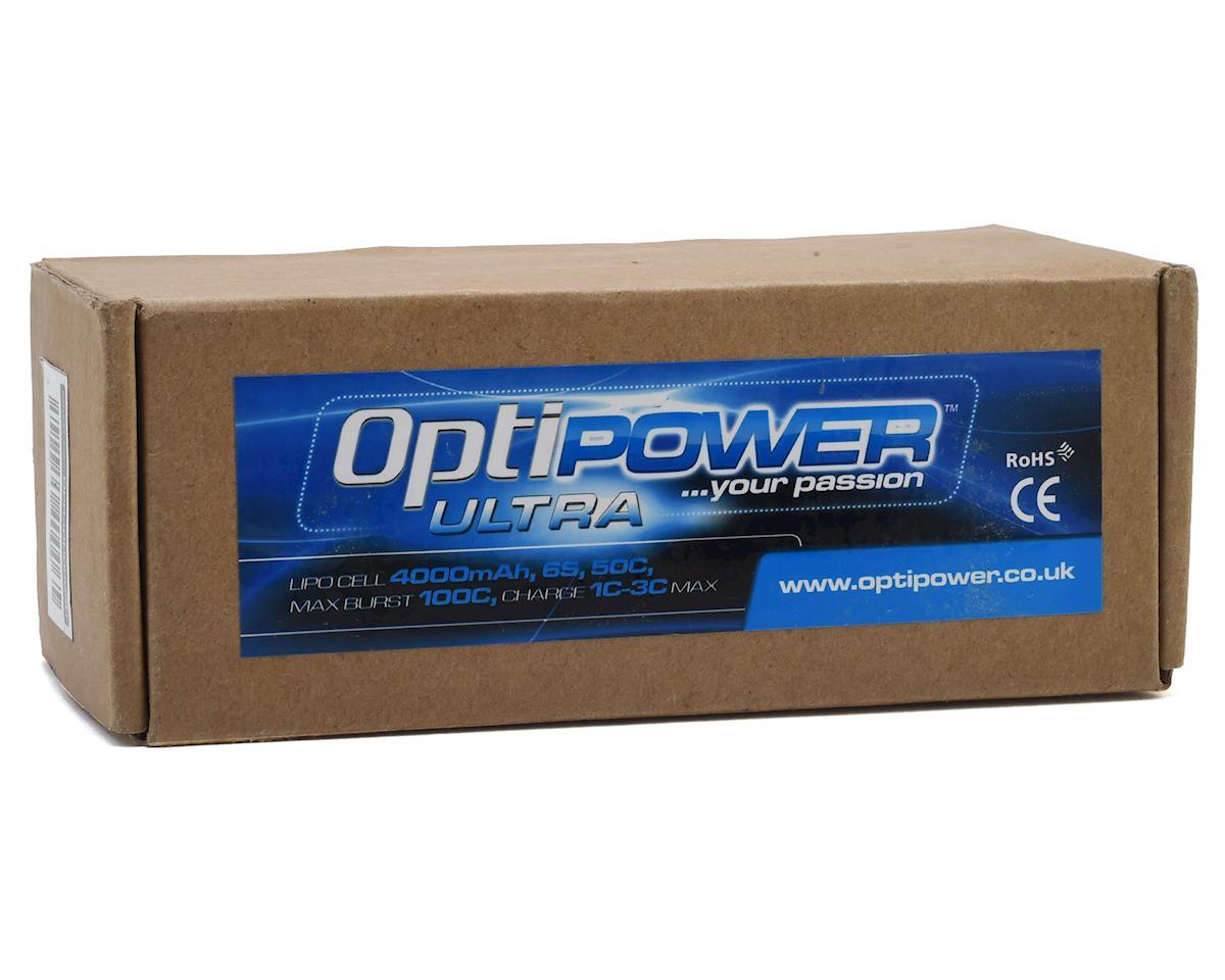 Optipower 6S 50C LiPo Battery (22.2V/4000mAh)