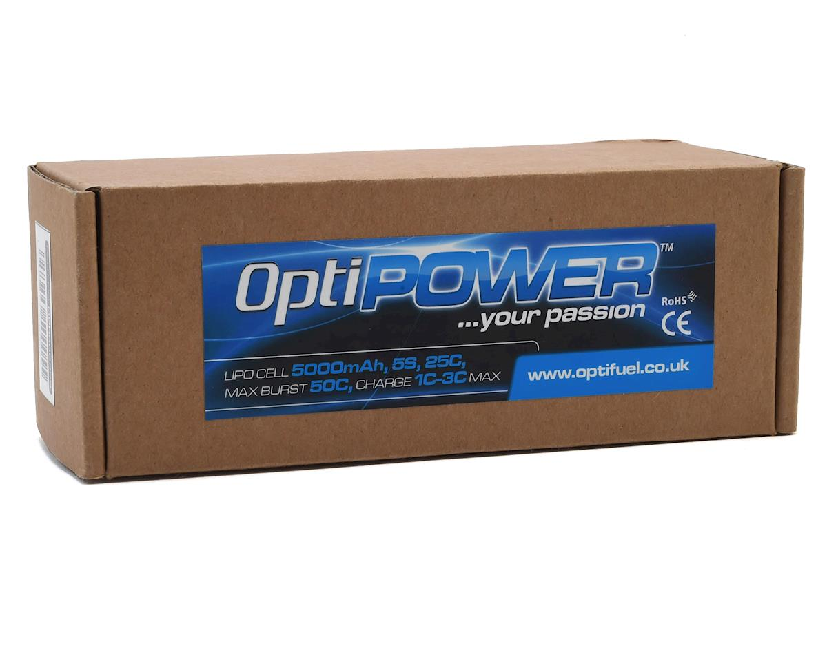 Optipower 5S 25C LiPo Battery (18.5V/5000mAh)