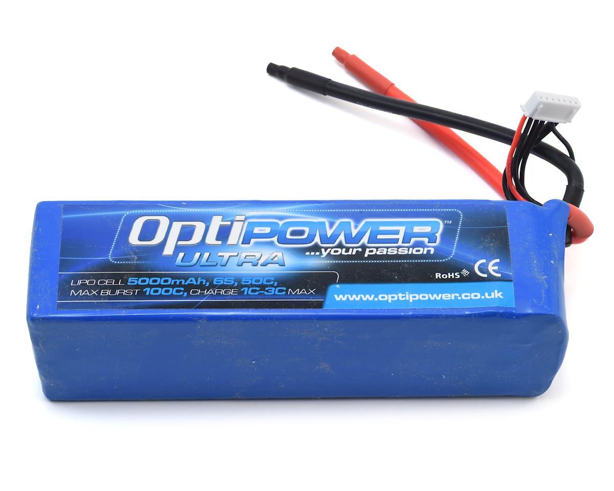 6S 50C LiPo Battery (22.2V/5000mAh)