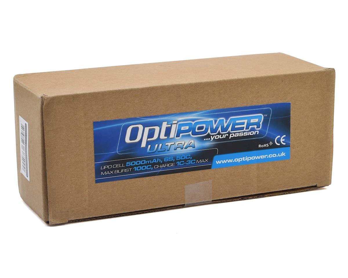 Optipower 6S 50C LiPo Battery (22.2V/5000mAh)