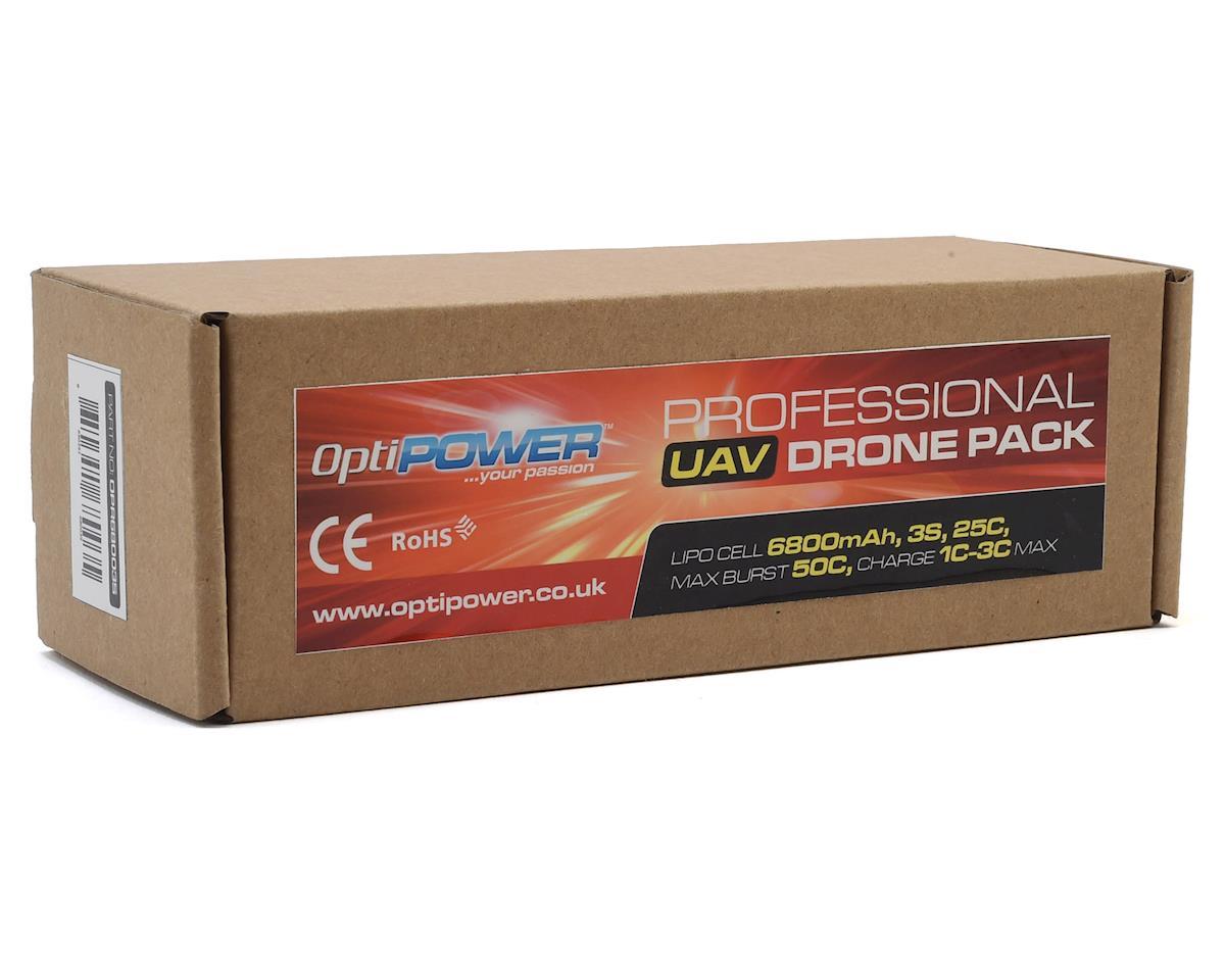 Optipower 3S 25C LiPo Battery (11.1V/6800mAh)