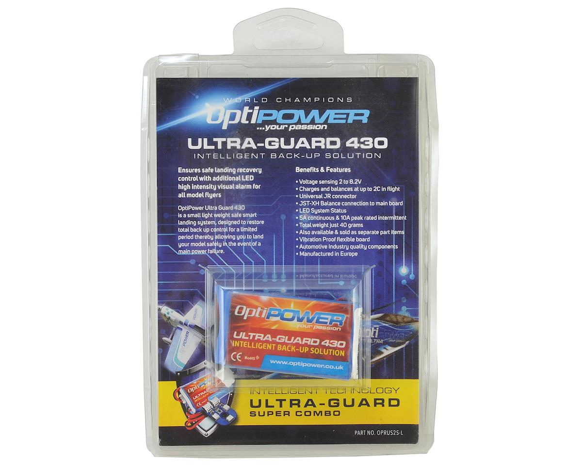 Optipower Ultra-Guard Back Up Solution Super Combo