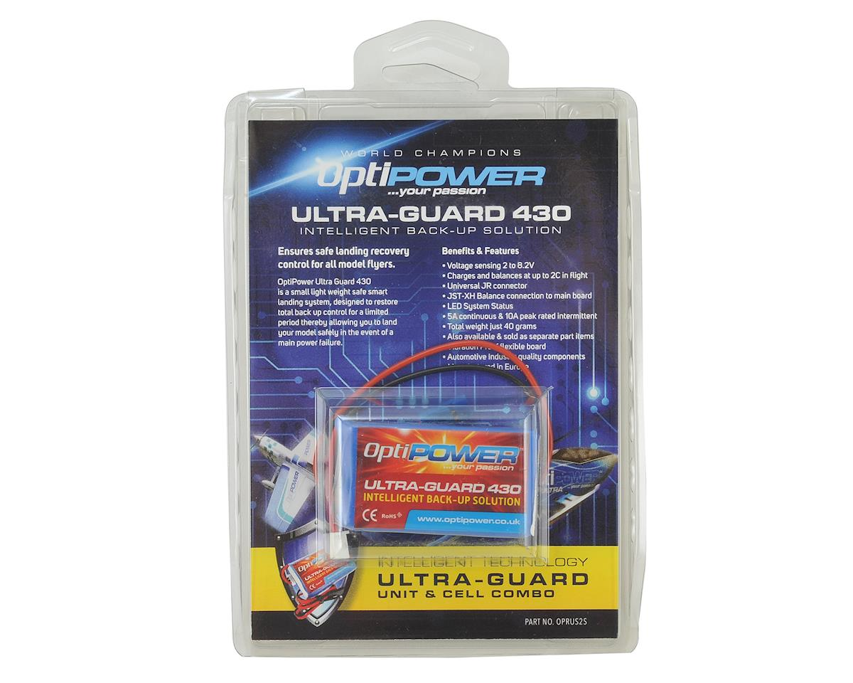 Optipower Ultra-Guard Back Up Solution Combo