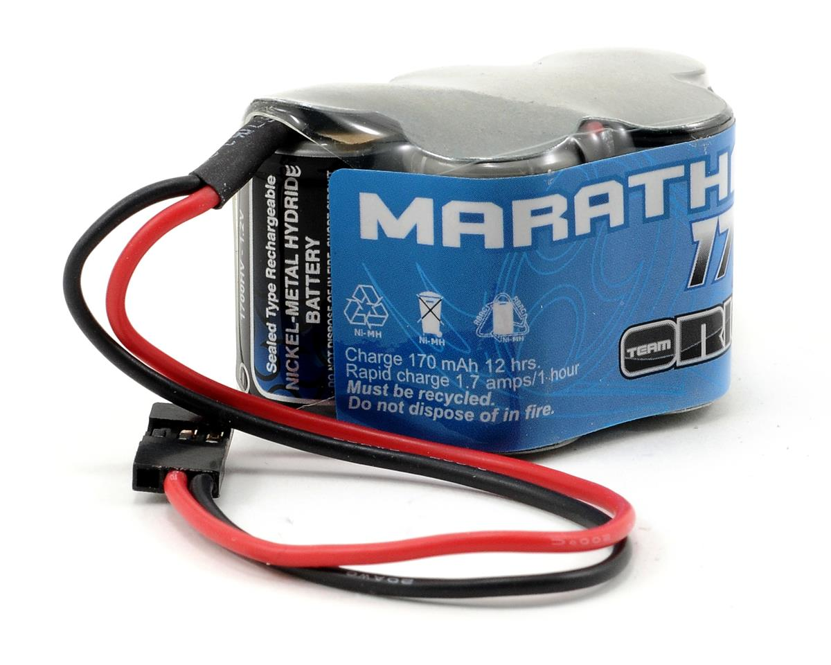 Team Orion Marathon 1700mAh Hump Receiver Pack