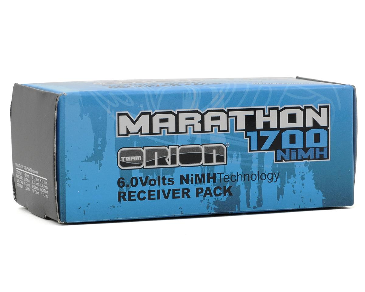 Marathon 1700mAh Hump Receiver Pack by Team Orion