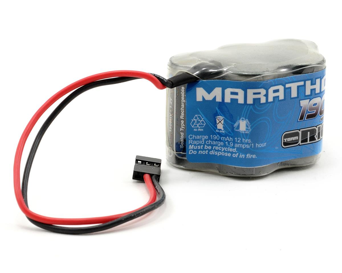Team Orion Marathon XL 1900mAh Hump Receiver Pack