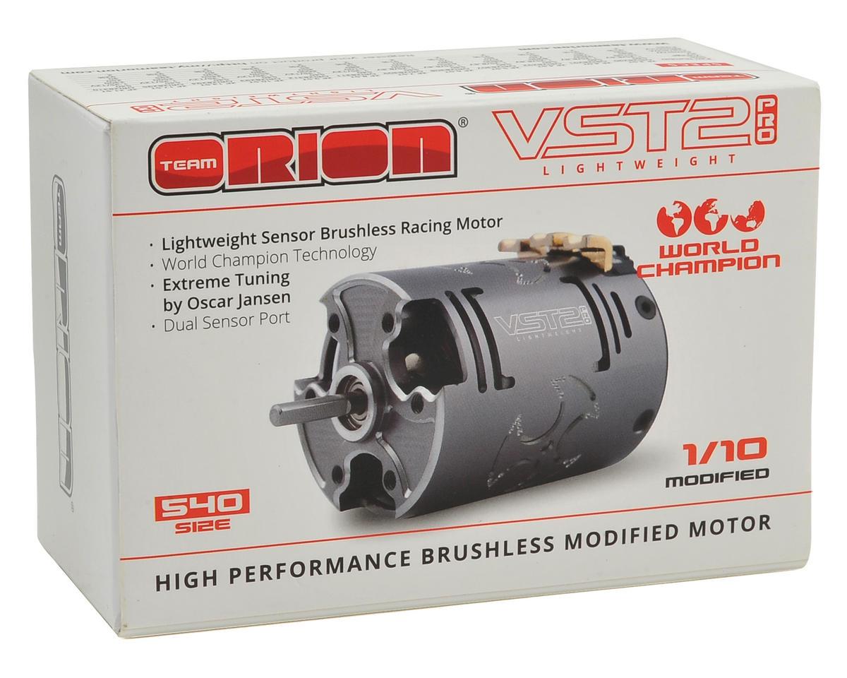 Team Orion Vortex VST2 Pro Lightweight Brushless Motor (4.5T)