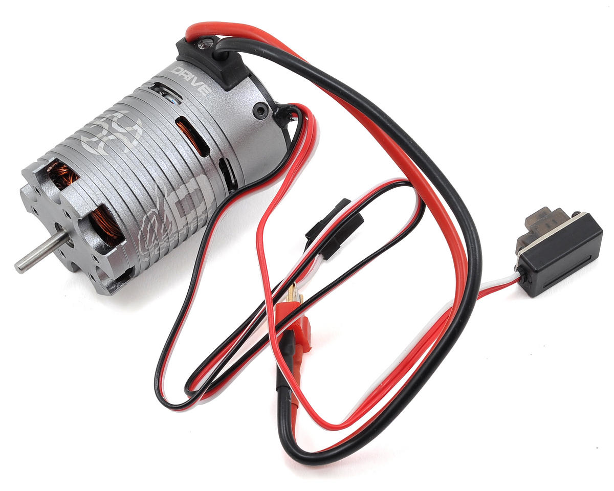 dDrive 540 4-Pole Sensorless Brushless Motor System w/Deans (3000kV) by Team Orion