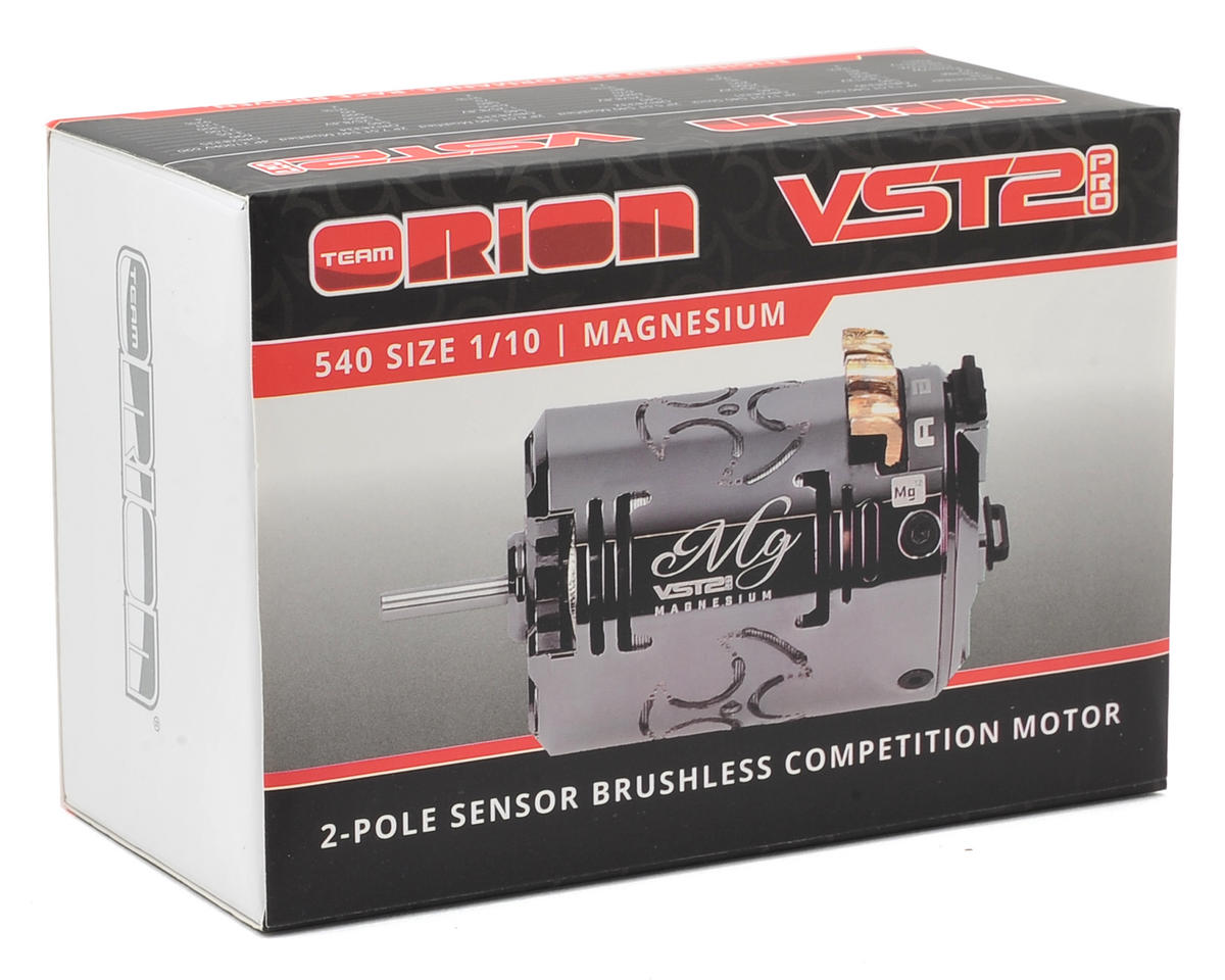 Team Orion Vortex VST Magnesium Lightweight Brushless Motor (7.5T)