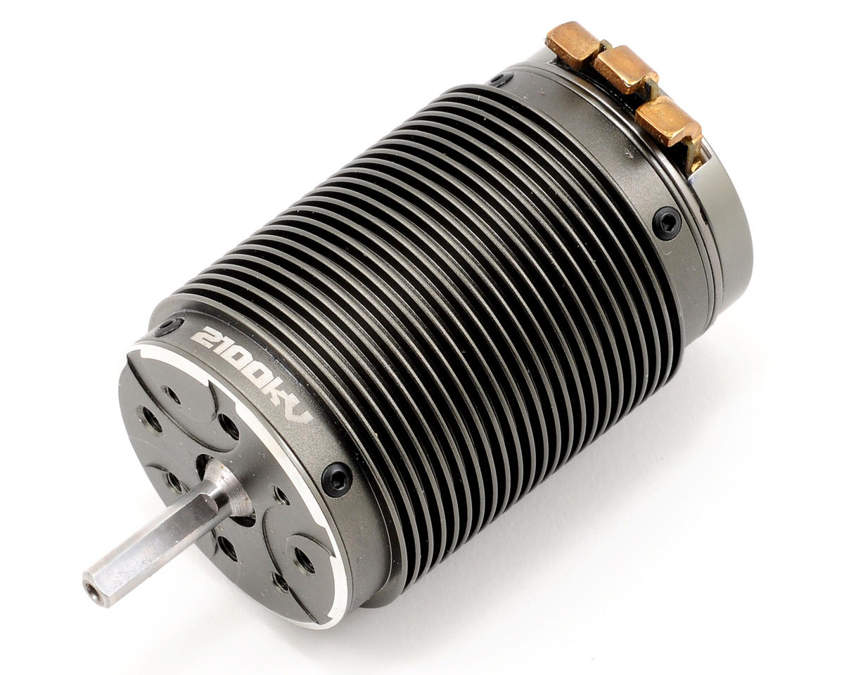 Team Orion Vortex MR8 4 Pole 1/8 Scale Sensored Brushless Motor (2100kV)