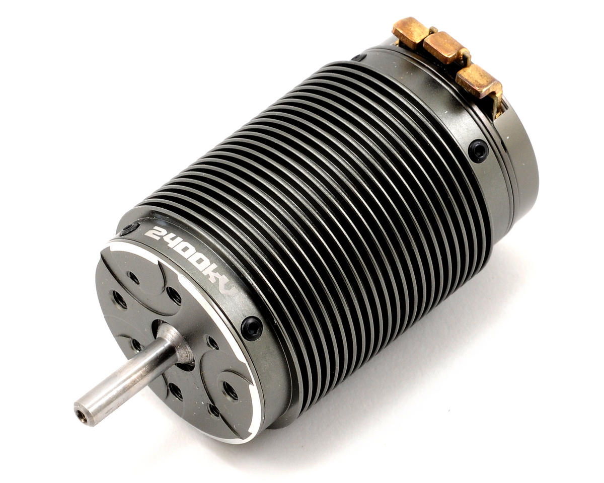 Team Orion Vortex MR8 4 Pole 1/8 Scale Sensored Brushless Motor (2400kV)