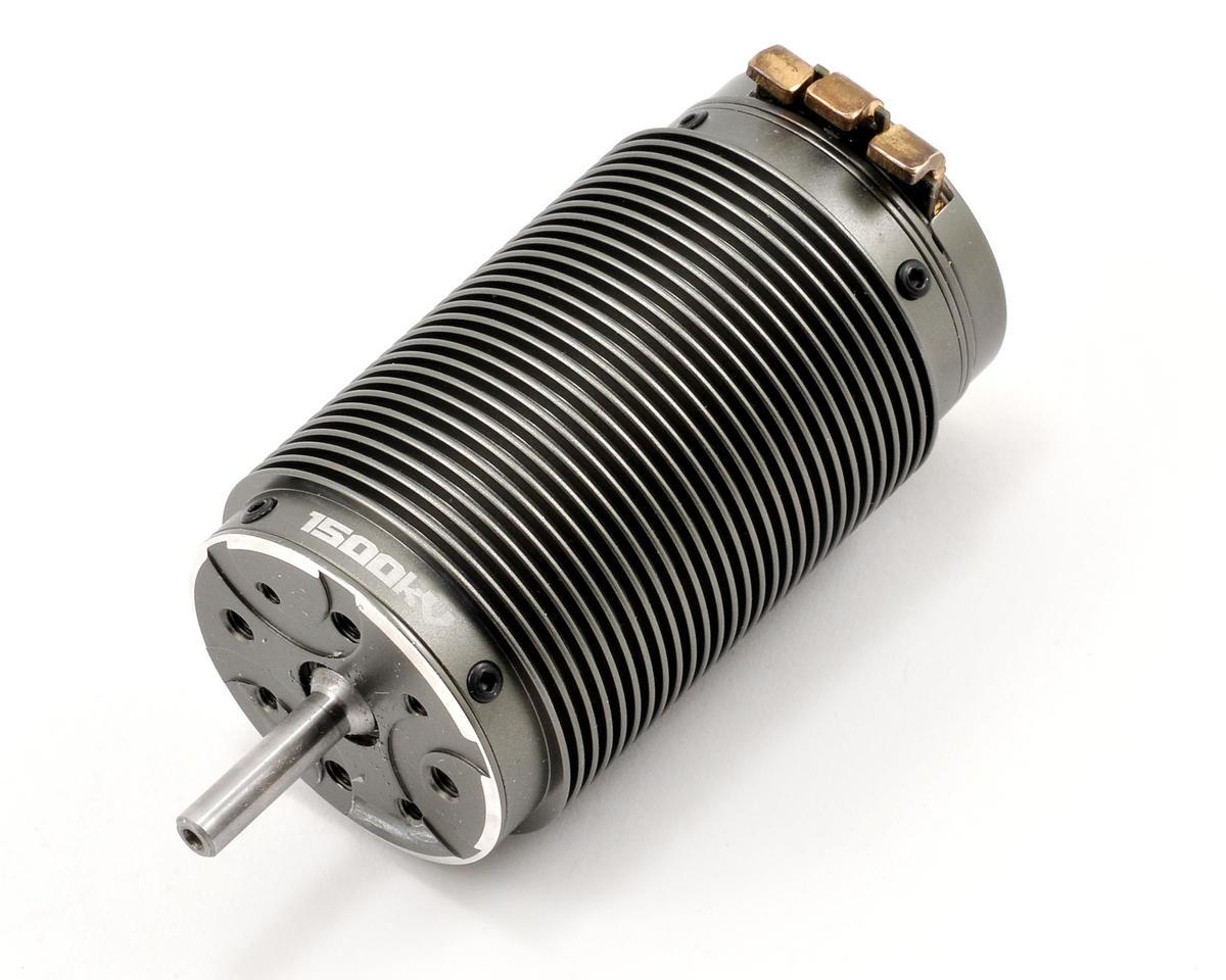 """Team Orion Vortex MR8 """"Long"""" 4 Pole 1/8 Scale Sensored Brushless Motor (1500kV)"""