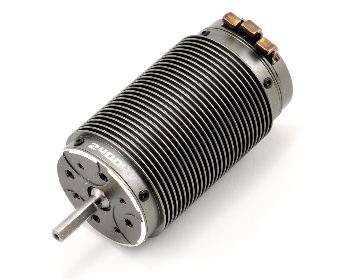 """Team Orion Vortex MR8 """"Long"""" 4 Pole 1/8 Scale Sensored Brushless Motor (2400kV)"""