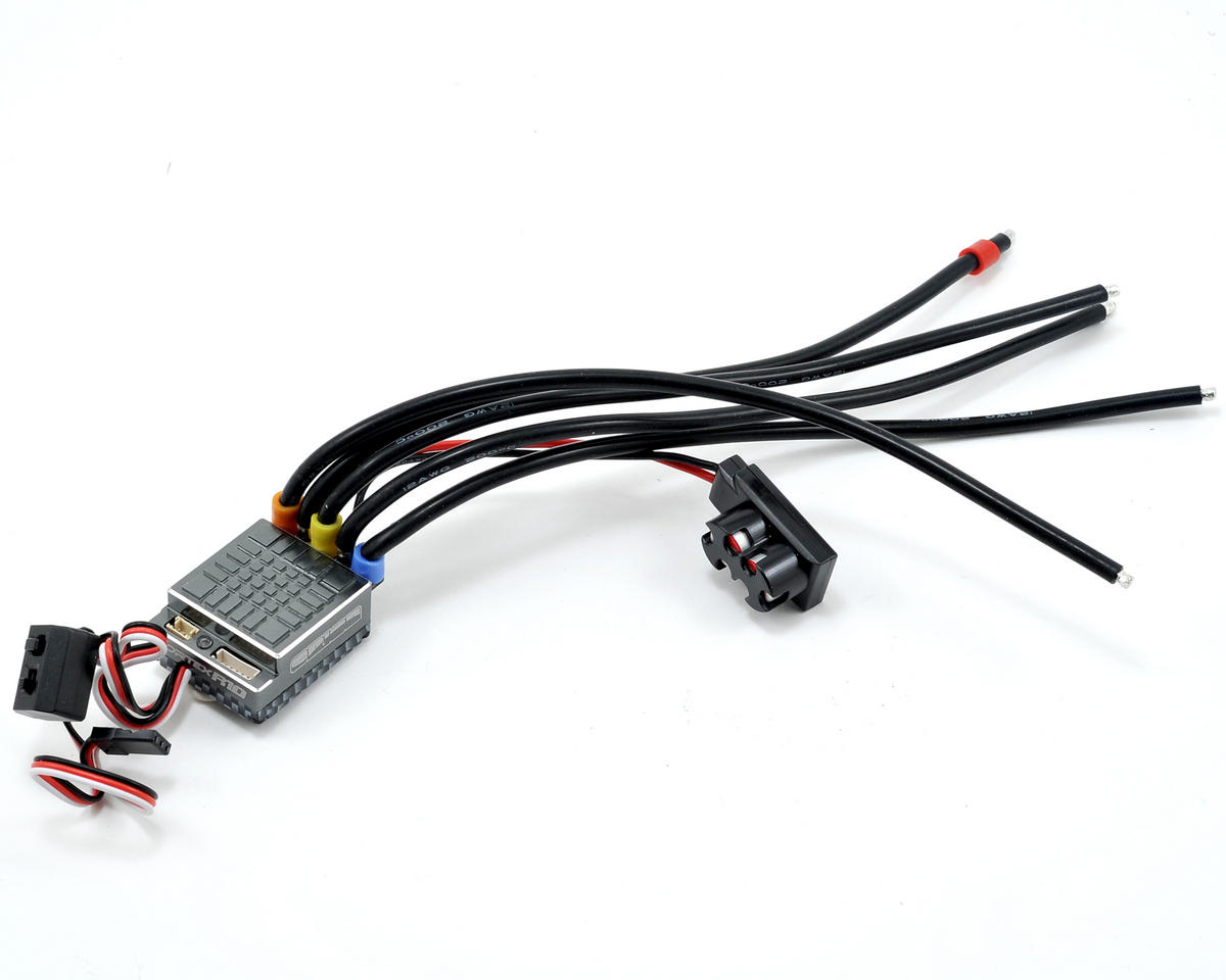 Team Orion Vortex R10 Pro Brushless ESC (120A, 1-2S)
