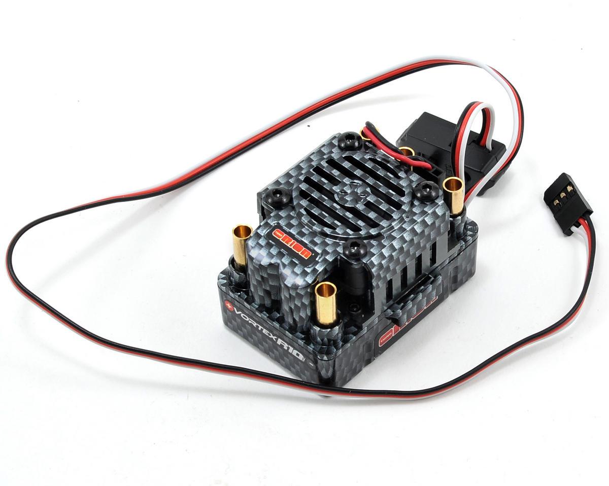 Team Orion Vortex R10S Brushless ESC (100A, 2-3S)